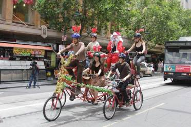 No Coal for Christmas action http://quitcoal.org.au/tell_julia_to_be_nice/