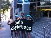 Stop HRL nude VCAT action http://quitcoal.org.au/hrl-launches-clean-coal-soap/