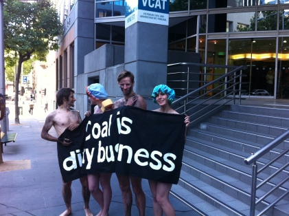 Stop HRL nude VCAT action http://quitcoal.org.au/hrl-launches-clean-coal-soap/